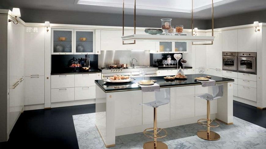 Come scegliere i mobili per l\'arredamento cucine Roma